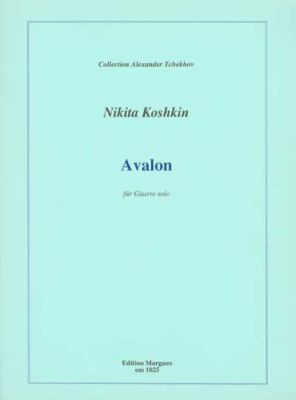 Nikita Koshkin Avalon by Nikita Koshkin EM1025 by