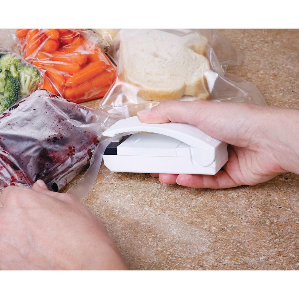 Smartworks Seal Star Pro, Battery Operate Plastic Bag Sealer