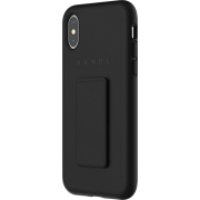 HANDL Soft Touch Case for Apple iPhone XS/X - Black