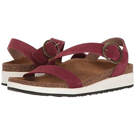 Aetrex Womens Adrianna Leather Open Toe Casual Strappy Sandals - image 2 of 2