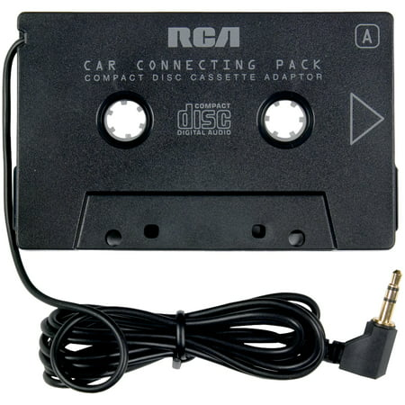 RCA AH600R CD/Auto Cassette Adapter ()