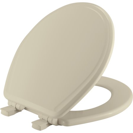 Strange Mayfair Round Enameled Wood Toilet Seat In Bone With Sta Tite Seat Fastening System Easyclean Change And Whisperclose Hinge Pdpeps Interior Chair Design Pdpepsorg