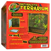 Zoo Med Laboratories Inc-Naturalistic Terrarium 18x18x18 Inch