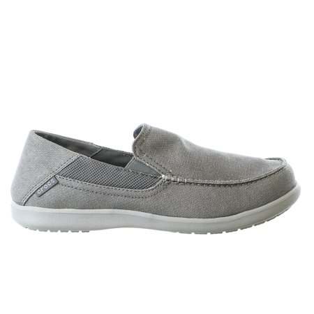 Crocs Santa Cruz 2 Luxe Fashion Sneaker Slip On Loafer Shoe - Mens