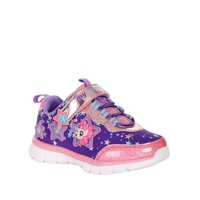 My Little Pony Toddler Girls' Licensed Lighted Athletic Shoe
