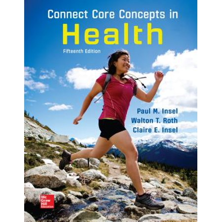 - Connect Core Concepts in Health, Big, Loose Leaf Edition