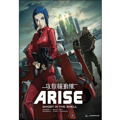 ghost in the shell arise border 4 review 2018 dodge reviews