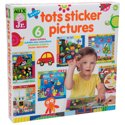ALEX Jr. Tots Sticker Pictures