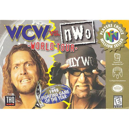 Image of WCW vs. nWo: World Tour N64
