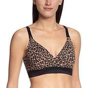 Bravado Designs Original Nursing Bra - Plus Style - Leopard - Medium +