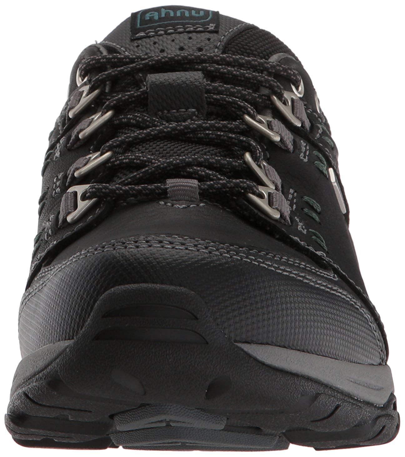 Ahnu Women's W Montara III FG Event Hiking Boot, Black, Size 5.0