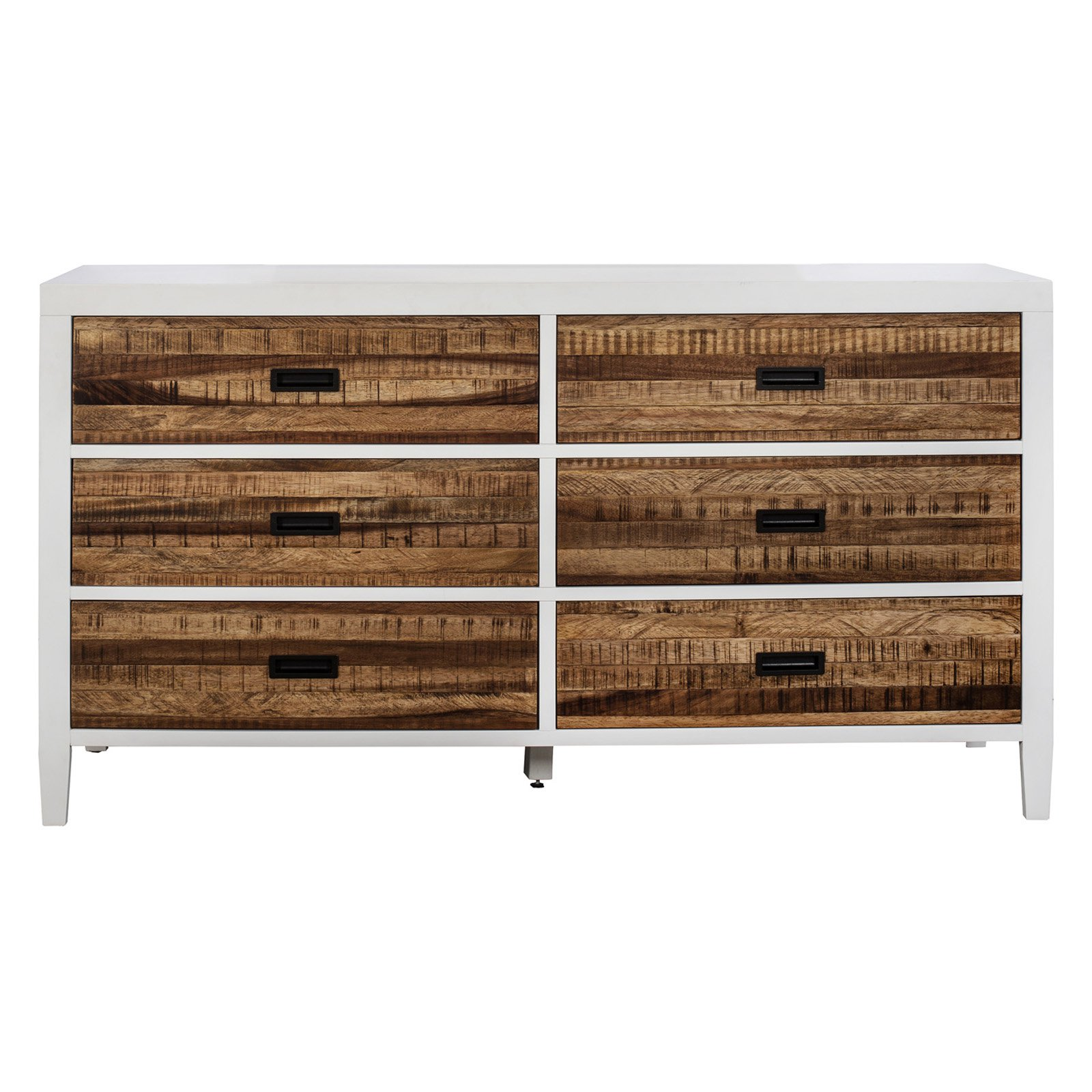 Modus Montana 6-Drawer Dresser with Optional Mirror