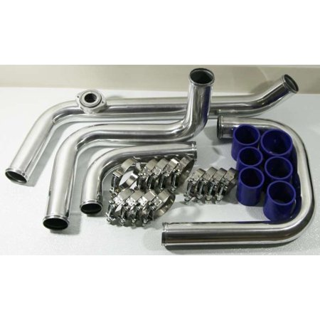 Intercooler Piping Pipe KitFor 88-00 Civic D D16 B16 B18