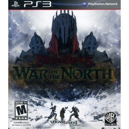 Lord of the Rings: War in the North (PS3)