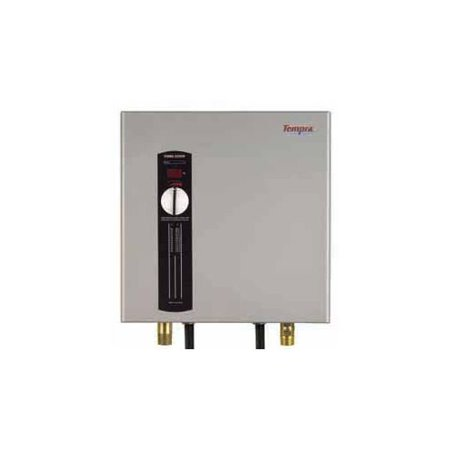 Stiebel eltron tempra 12 electric tankless water heater for 1 bathroom tankless water heater