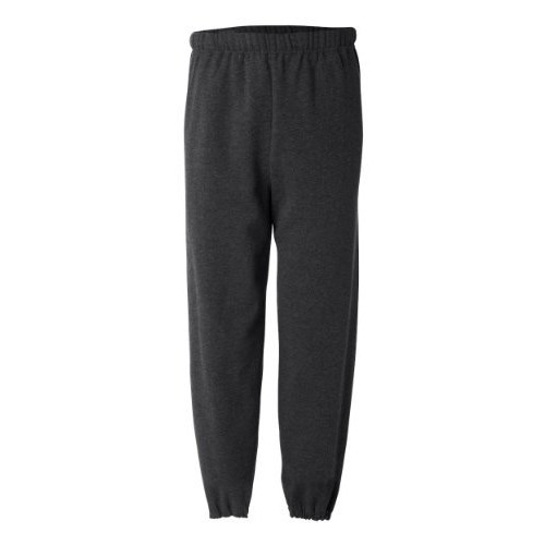 Jerzees Mens NuBlend Fleece Relaxed Fit Sweatpants