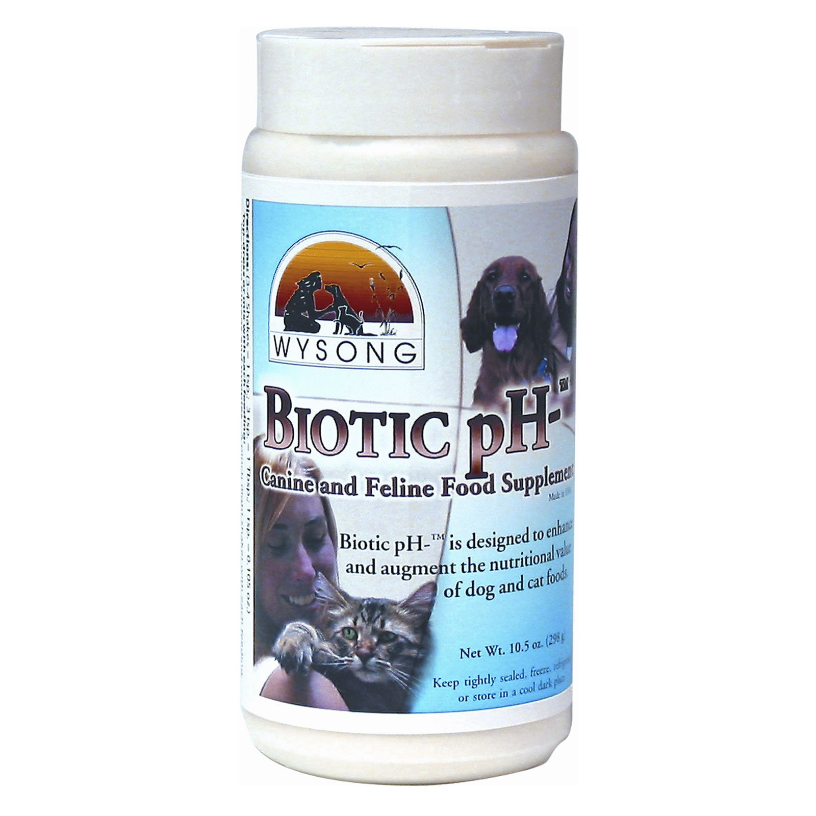 Wysong Biotic pH- Dog Food Supplements