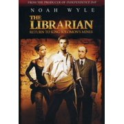 The Librarian: Return to King Solomon's Mines (DVD)