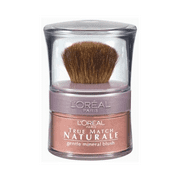 L'Oreal Paris True Match Naturale Gentle Mineral Blush, Soft Rose, 0.15 Ounces
