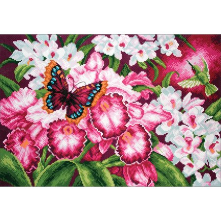 Collection Cross Stitch (Collection D'Art Stamped Cross Stitch Kit)