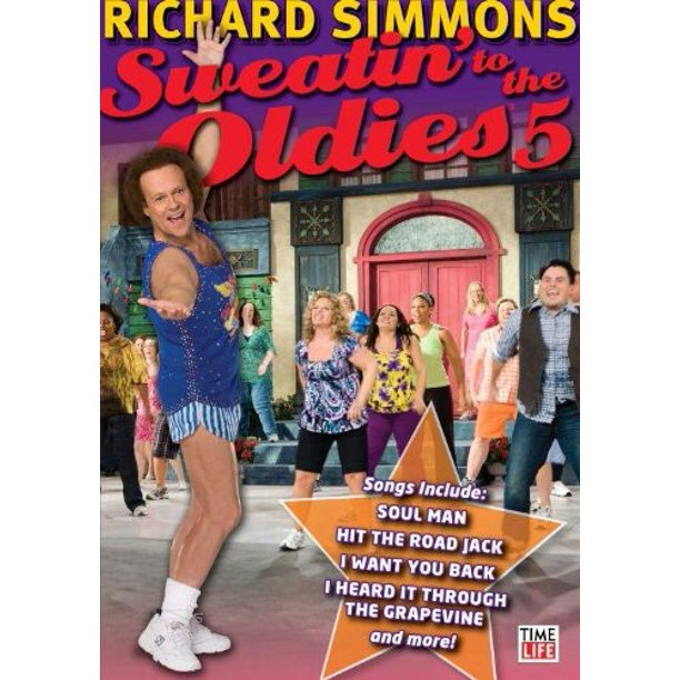 does target sell richard simmons diet and exercise