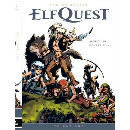 The Complete Elfquest 1 by