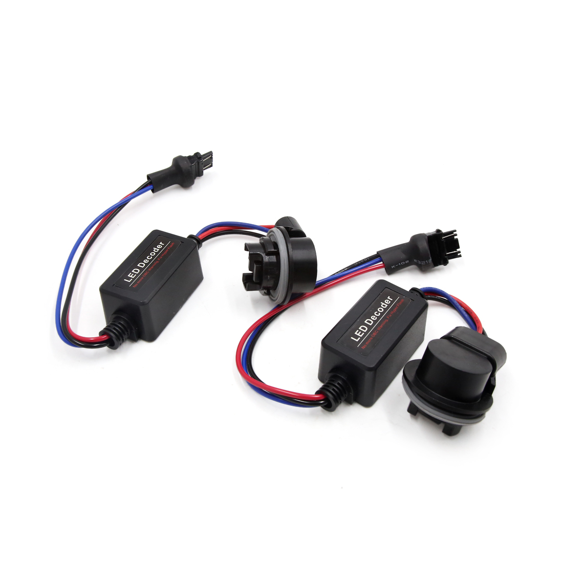 2Pcs 3157  Light Canbus Decoder Car Vehicle No Error Free Load Resistor