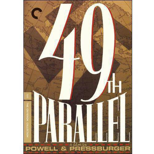 49th Parallel (1941) (The Criterion Collection) (Full Frame)