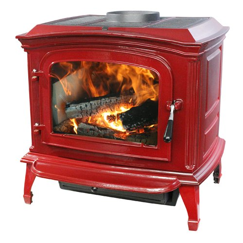 Ashley Hearth 1,200 sq. ft. Direct Vent Wood Stove