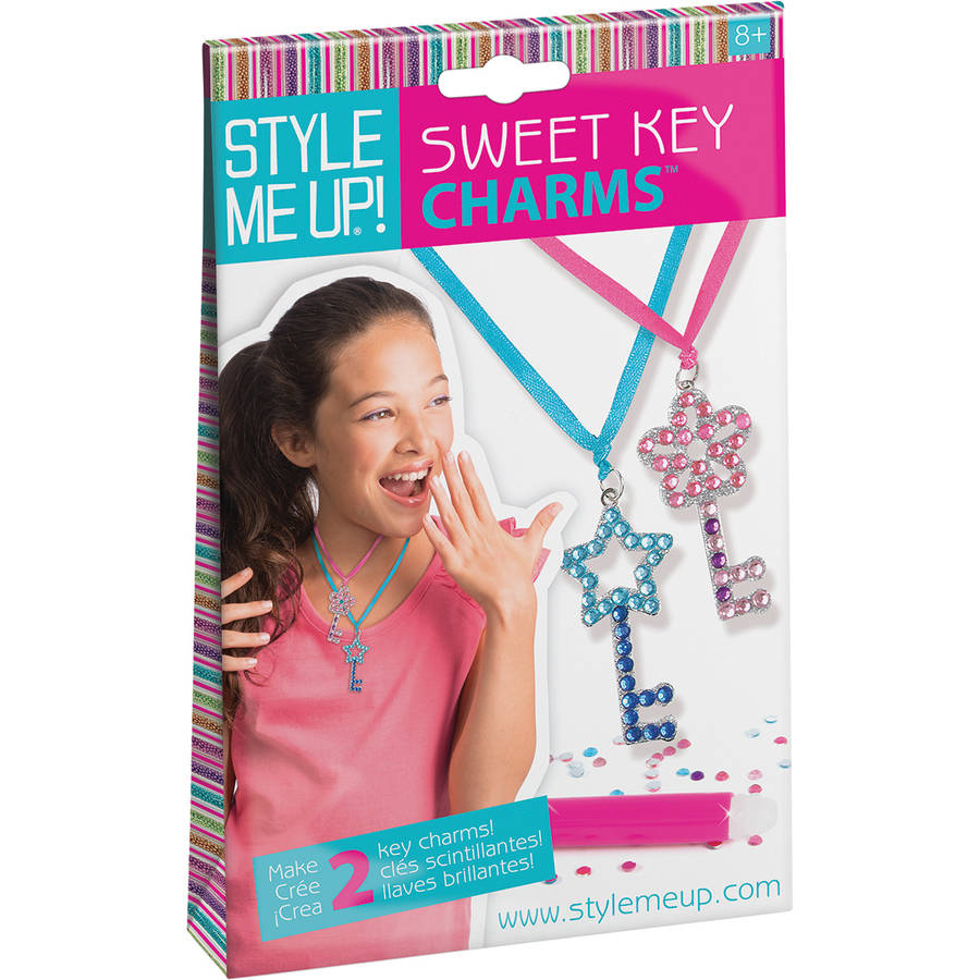 Style Me Up! Sweet Key Charms