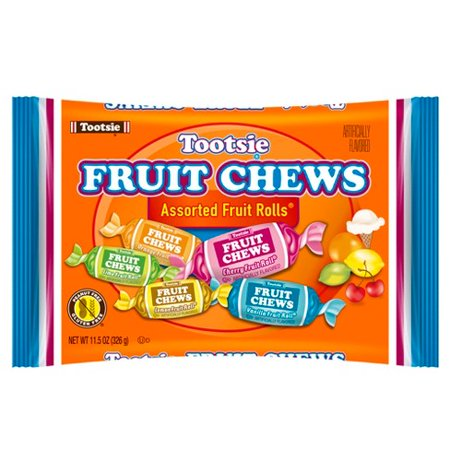 Fruit Chews Rolls (Sour Fruit Roll Up)