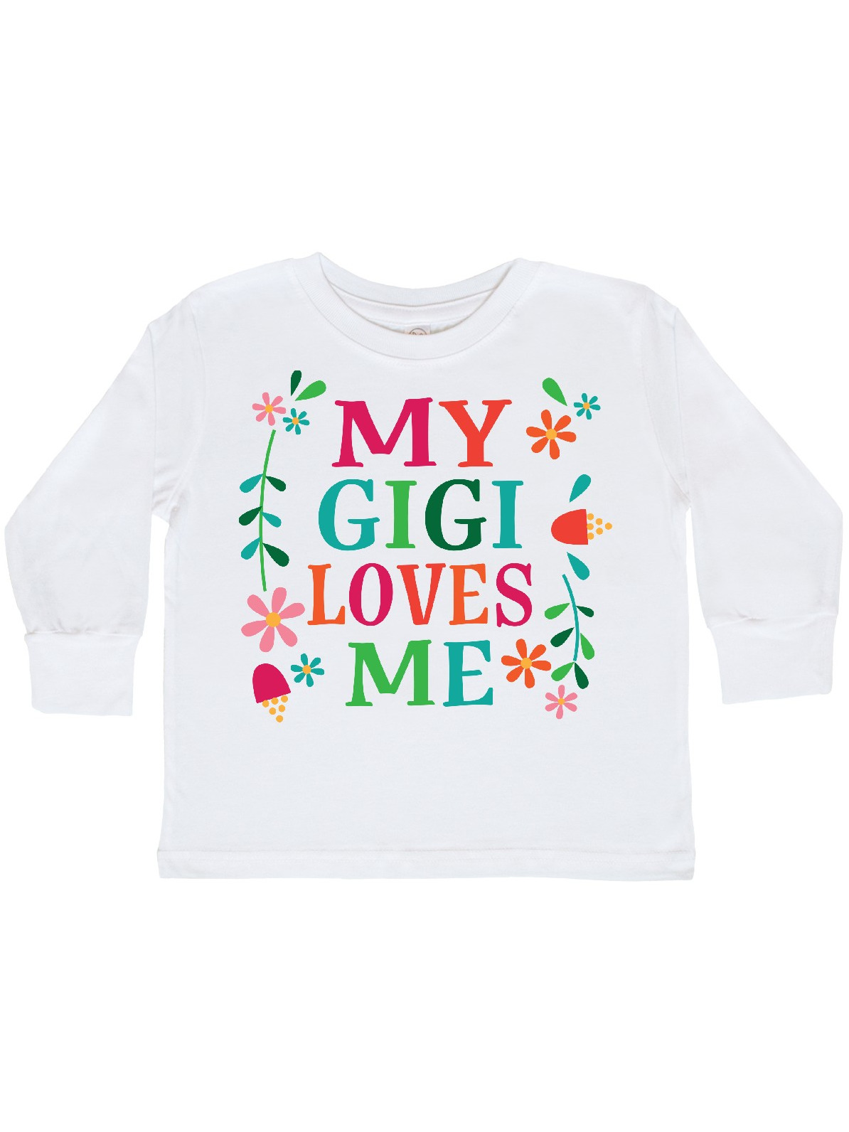 inktastic I Love My Gigi Outfit for Babies Baby T-Shirt