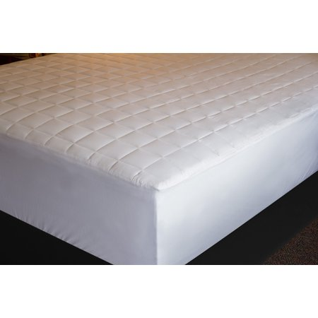 Quilted Mattress Covers - Assure Sleep Quilted Mattress Pad Cover, Full Size