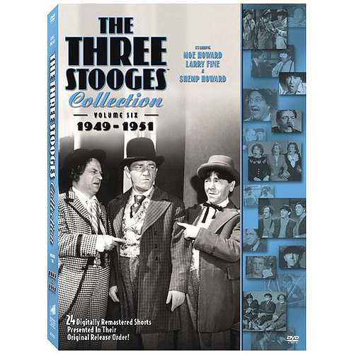 The Three Stooges Collection: 1949 - 1951 (Full Frame)