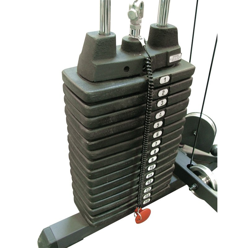 SP150 150-Pound Selectorized Weight Stack Upgrade