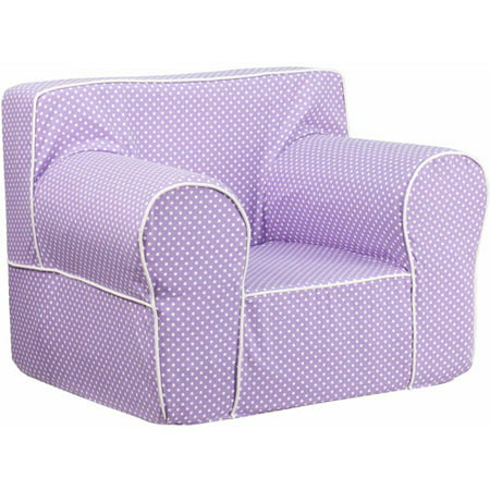 Flash Oversized Kid Chair White Piping Multiple Product Image