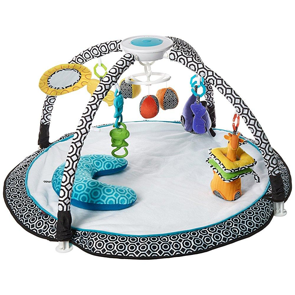 Fisher-Price Jonathan Adler Collection - Sensory Gym, White