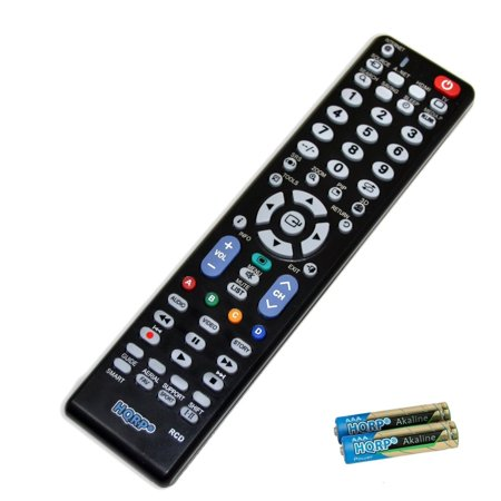 HQRP Remote Control for Samsung H5500 Series Smart UN40H5500AFXZA UN32H5500AFXZA UN50H5500AFXZA UN48H5500AFXZA LCD LED HD TV + HQRP Coaster - image 3 de 3