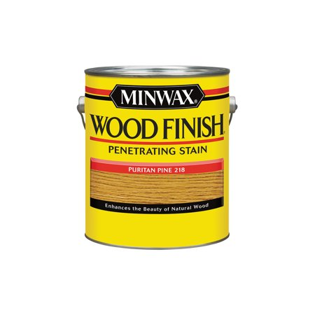 Collection Pine Finish - Minwax® Wood Finish™ Puritan Pine, 1-Gal