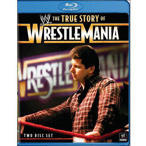 The True Story Of Wrestlemania (Blu-ray) (Full Frame)