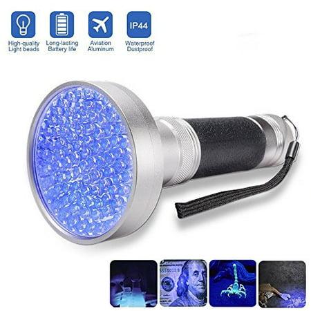 Black Lightysd Extra Bright 100 Led Uv Blacklight Pet