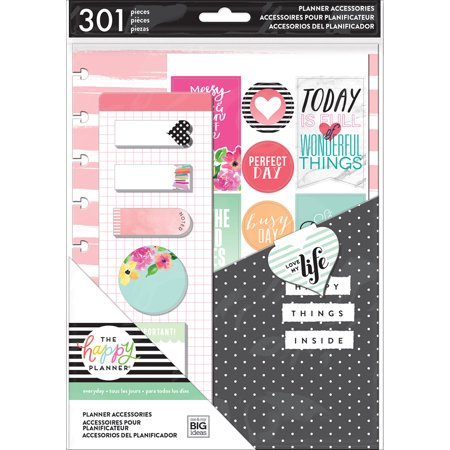 Me & My Big Ideas Accessory Pack For The Happy Planner