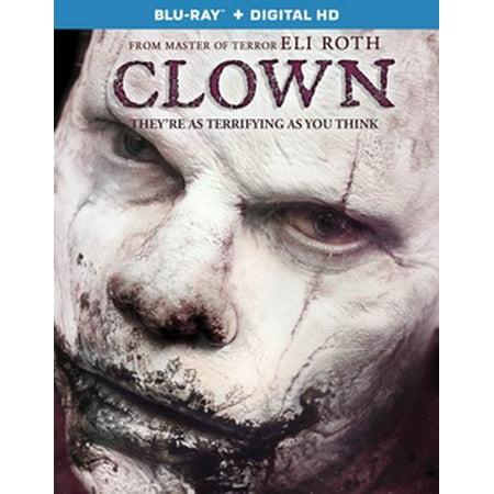Clown (Blu-ray + Digital HD)