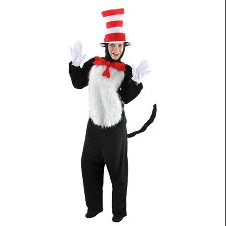 Womens Dr Who Costume (Dr. Seuss Cat In The Hat Deluxe Adult Costume)