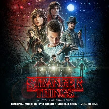 Stranger Things 1 (Netflix Original Series) (Vinyl) (Is The Original Halloween On Netflix)