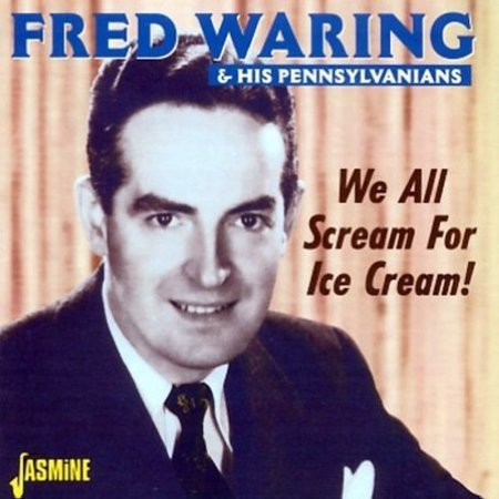 We All Screams for Ice Cream - X Scream Cream
