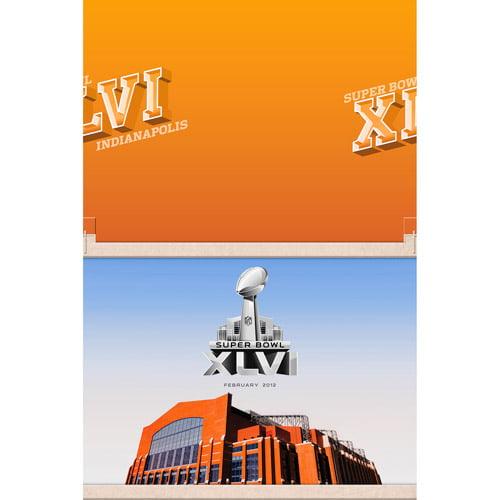 Super Bowl XLVI Table Cover