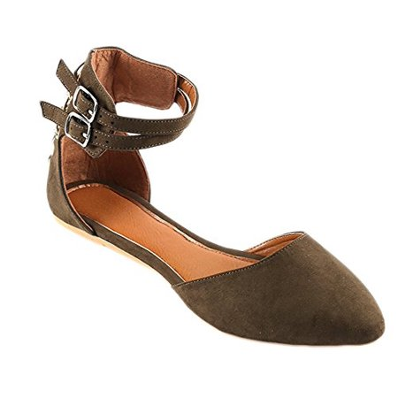 8823771a8bf Shop Pretty Girl - Womens Casual Comfortable Chic Open Side Flat ...