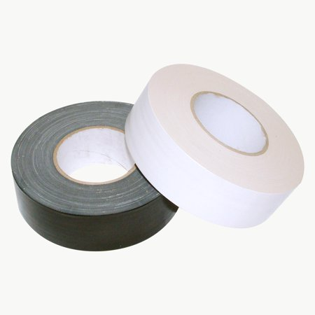 JVCC DT-CG Contractor Grade Duct Tape: 1 in. x 60 yds. (White) Contractor Grade Duct Tape
