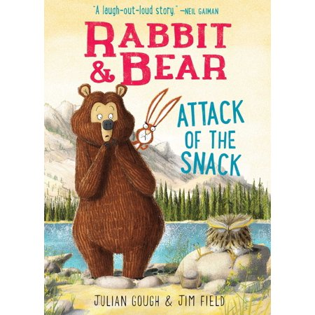Rabbit & Bear: Attack of the Snack (Field Dressing A Rabbit Without A Knife)